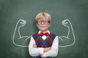 Kind, Schule, Teller, Generation Z, Generation Y, motiviert, Motivation, stark, Erfolg